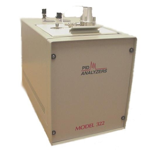 GC322 - Compact Gas Chromatograph